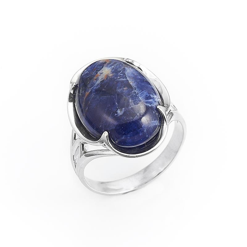Кольцо содалит  (серебро 925 пр.) размер 17,5 кольцо авантюрин зеленый серебро 925 пр размер 18