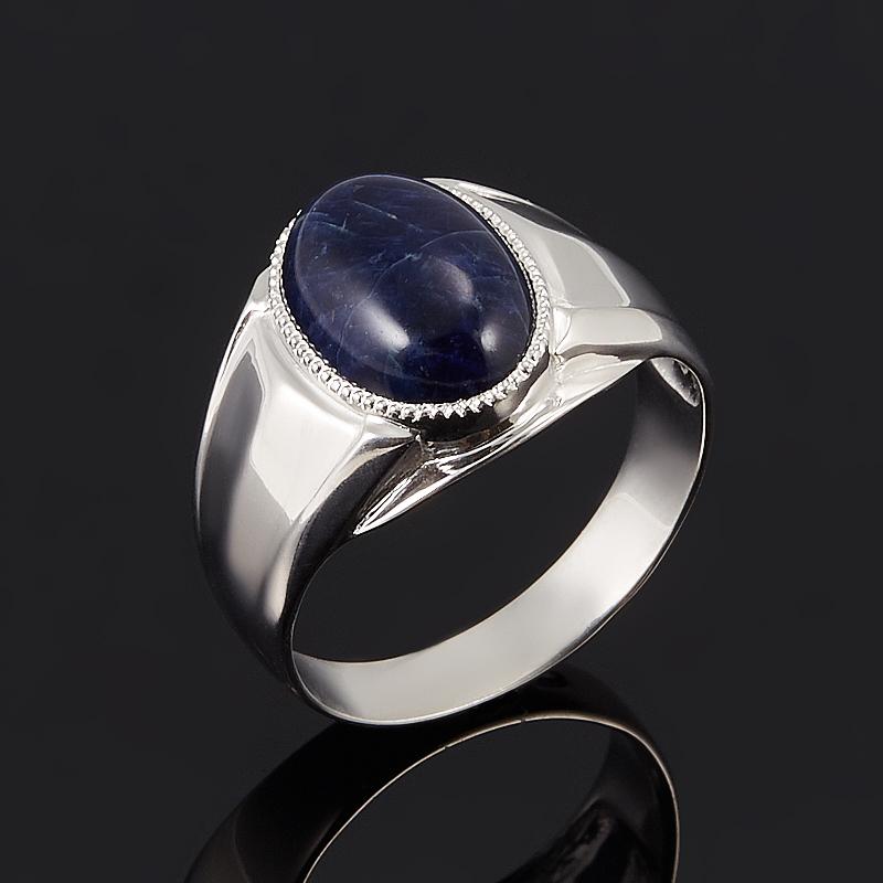Кольцо содалит  (серебро 925 пр.) размер 21
