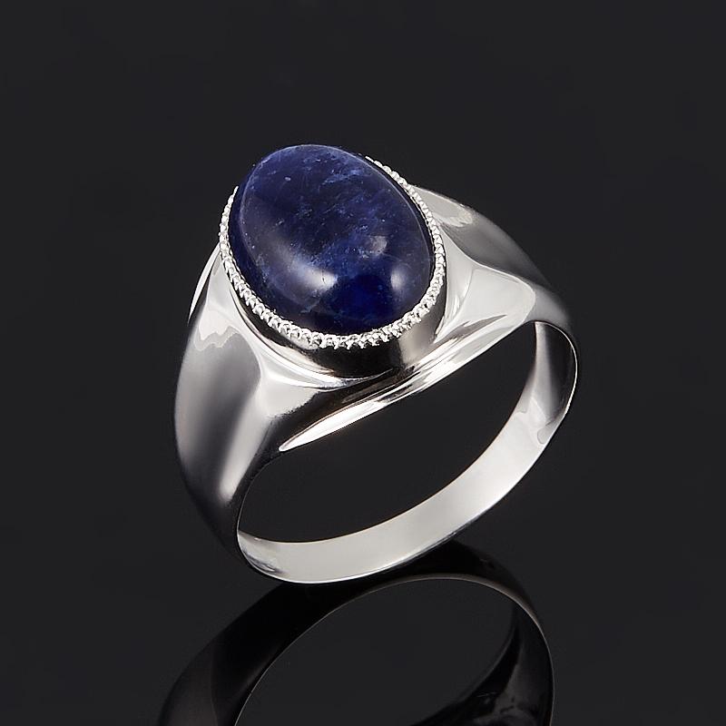Кольцо содалит  (серебро 925 пр.) размер 20 кольцо лазурит серебро 925 пр размер 20