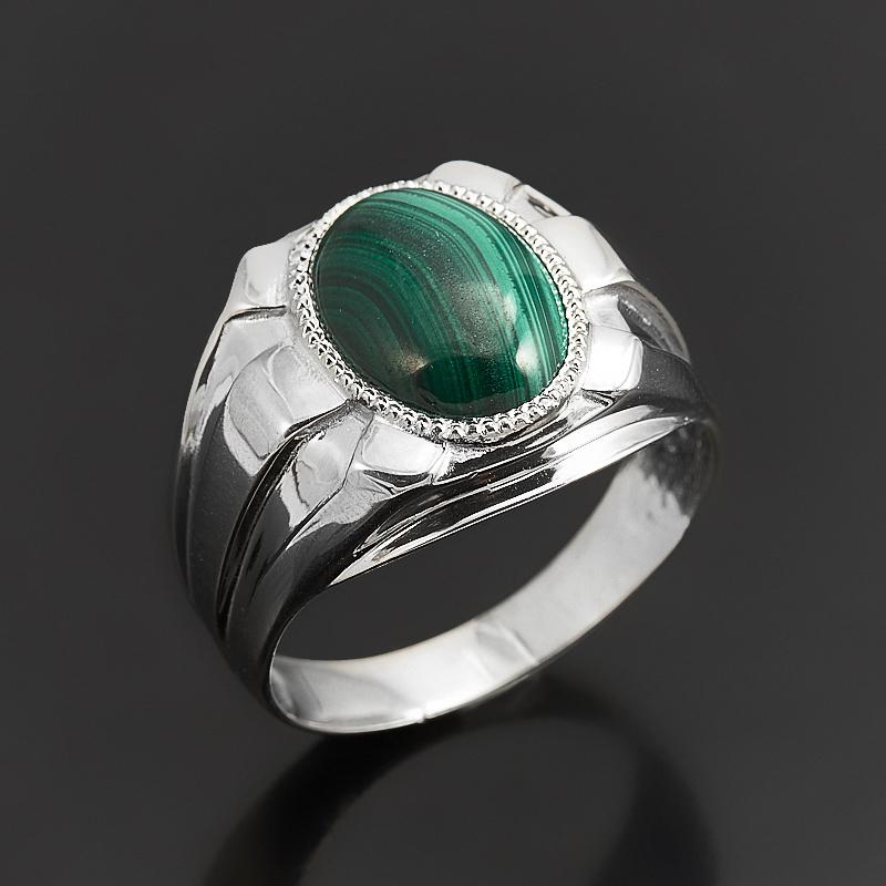 Кольцо малахит  (серебро 925 пр.) размер 20,5 кольцо авантюрин зеленый серебро 925 пр размер 18