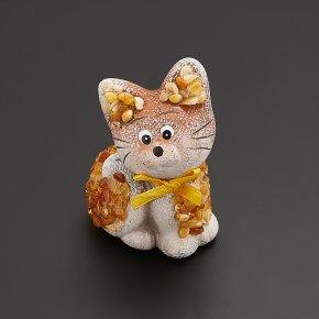 Котик янтарь Россия 6,5 см