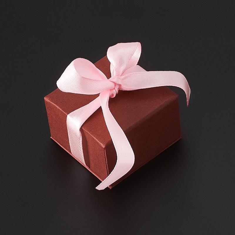 Подарочная упаковка под кольцо/серьги 45х45х30 мм