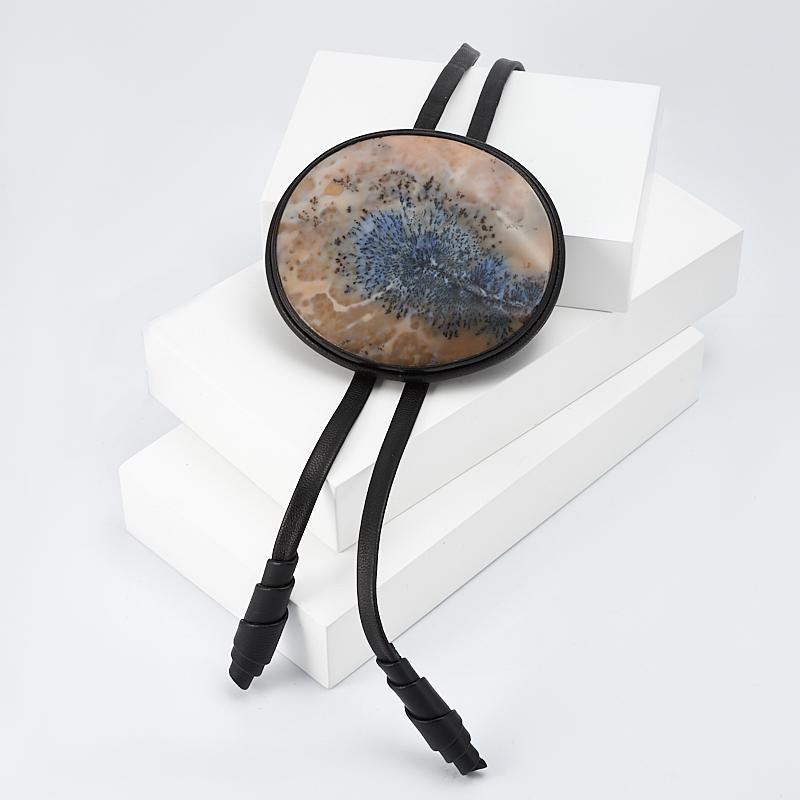 Подвеска агат пейзажный овал (натуральная кожа) подвеска агат пейзажный натуральная кожа