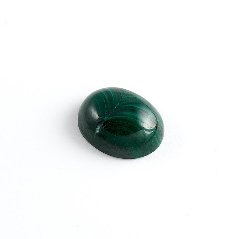 Кабошон малахит  8*10 мм