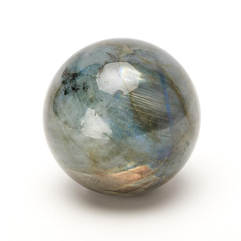 Шар лабрадор  6,5 см шар лабрадор 10 см