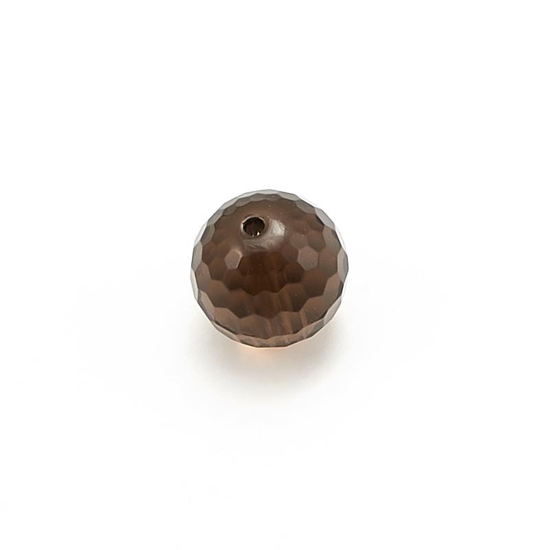Бусина раухтопаз  шарик 12 мм огранка (1 шт) бусина авантюрин зеленый 10 20 мм огранка 1 шт