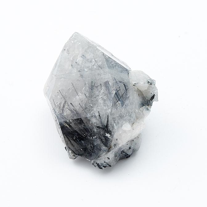 Кристалл кварц с турмалином  XXS