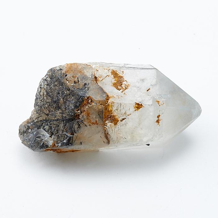 Кристалл кварц с турмалином  XS магнитный браслет с турмалином где можно в перми