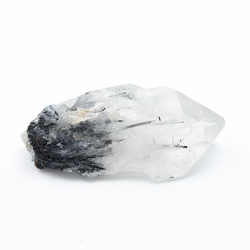 Кристалл кварц с турмалином  S магнитный браслет с турмалином где можно в перми