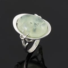 Кольцо пренит Мали (серебро 925 пр.) размер 18,5