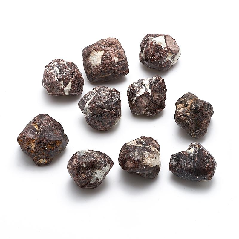 Кристалл гранат альмандин (2,5-3 см) 1 шт цена