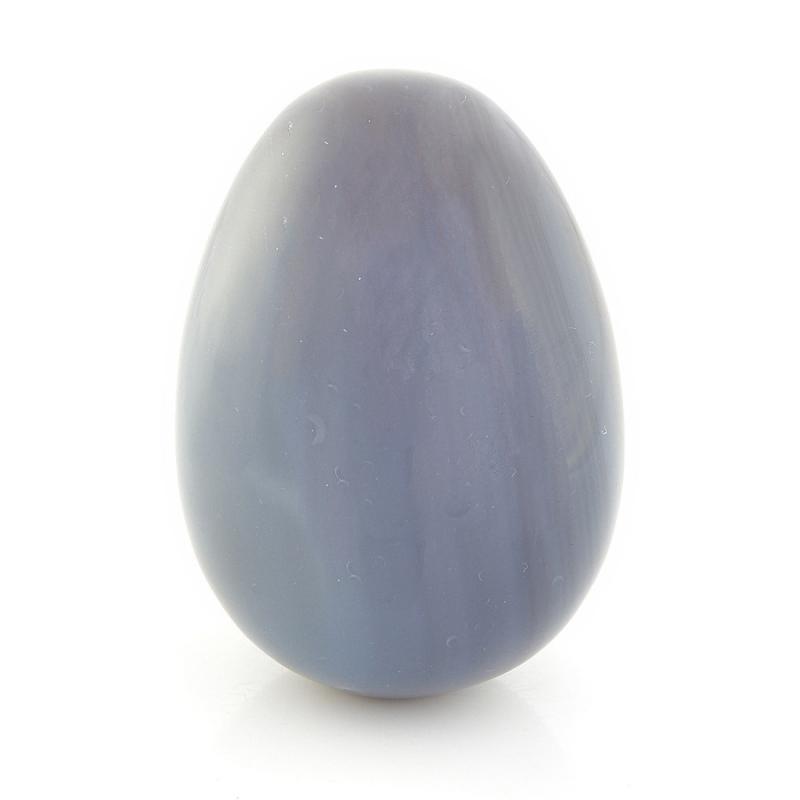 Яйцо агат серый 4,5-5 см