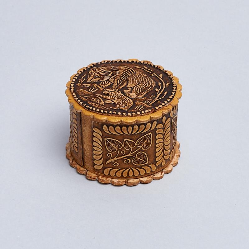 Шкатулка для хранения украшений 4,5х3 см шкатулка для украшений umbra stowit mini цвет белый 10 9 х 16 7 х 15 2 см