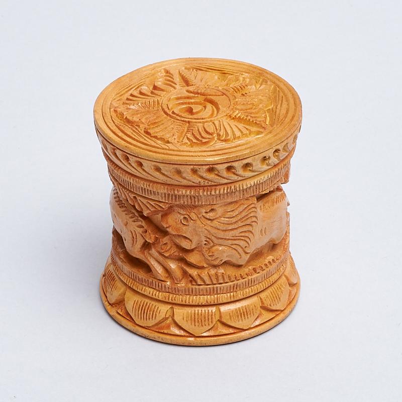 Шкатулка для хранения украшений 6х6 см