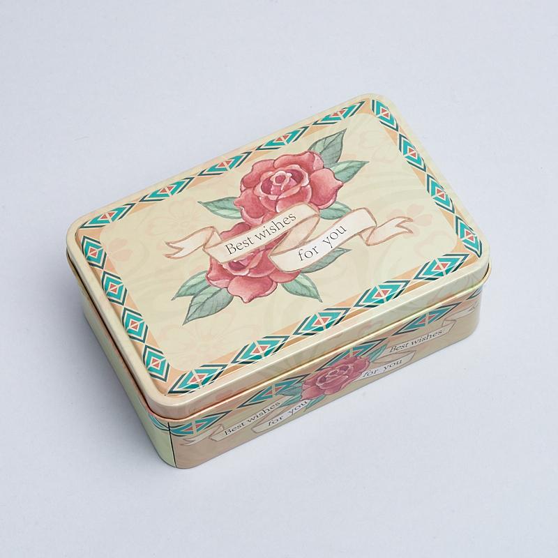 Шкатулка для хранения камней / украшений 13х8,5х5 см