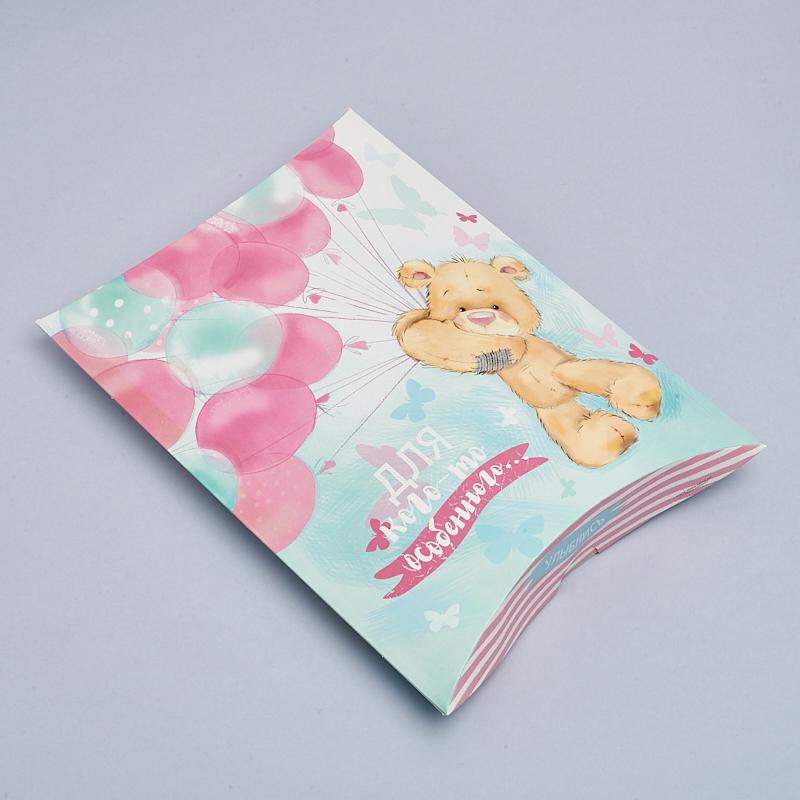 Подарочная упаковка универсальная 26х18 см