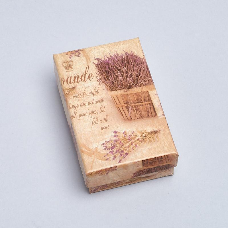 Подарочная упаковка под комплект (кольцо, серьги, кулон) 80х50х22 мм жен мотаться уникальный дизайн в виде подвески кулон серебряный одинарная цепочка перо серьги назначение повседневные