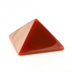 Пирамида сердолик Ботсвана 4 см
