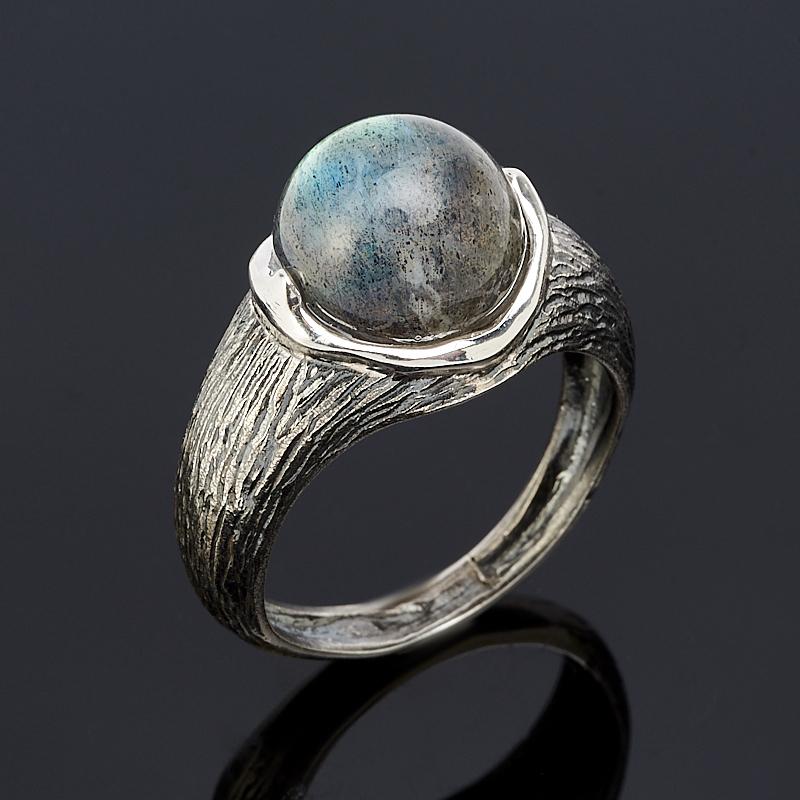 Кольцо лабрадор (серебро 925 пр.) размер 17,5
