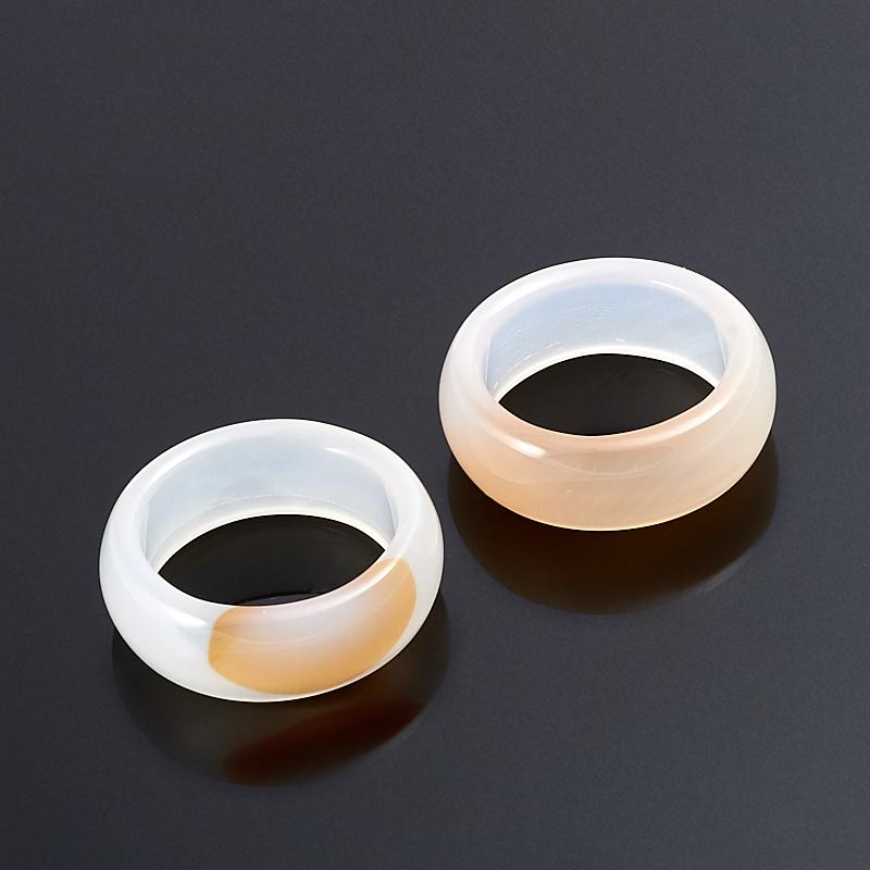 Кольцо агат (цельное) размер 19,5