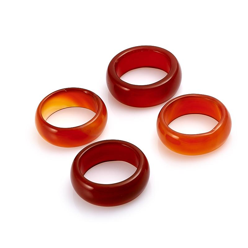 Кольцо сердолик (цельное) размер 19 мумие цельное очищенное купить украина