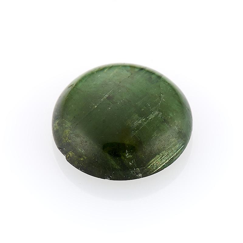 Кабошон турмалин зеленый (верделит) 8 мм термос laplaya traditional 35 темно зеленый 1 8 л