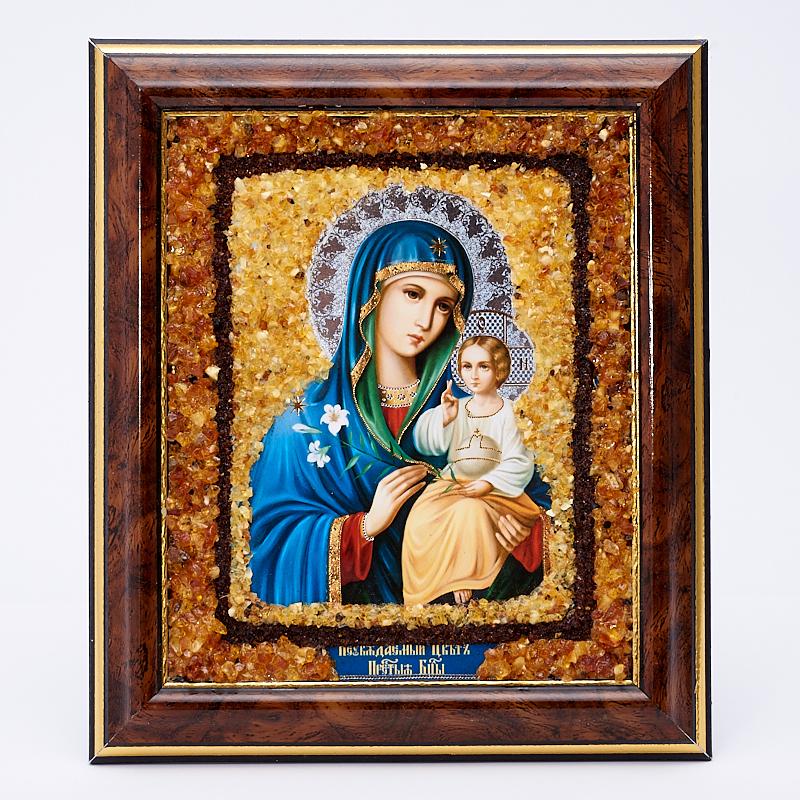 Изображение Благоуханный Цвет янтарь 14х17 см