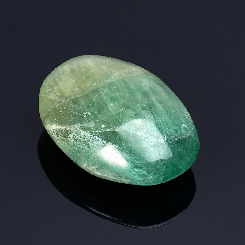 Галтовка флюорит зеленый (6-7 см) 1 шт