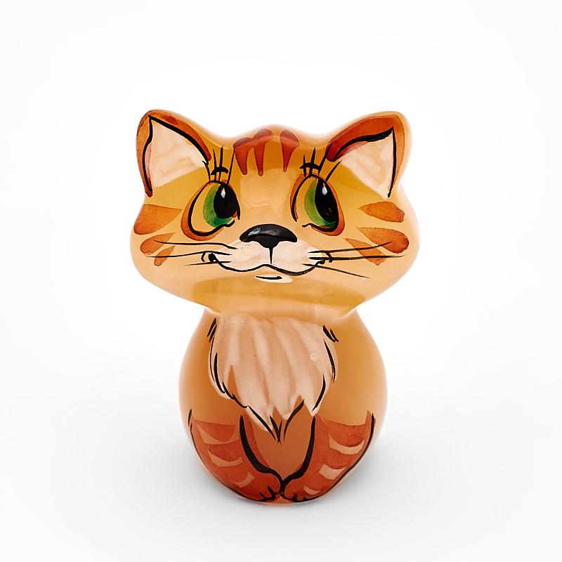 Котик Бася селенит 6 см