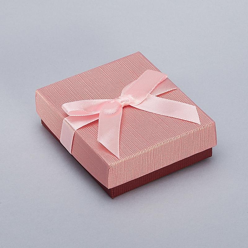 Подарочная упаковка под комплект (кольцо, серьги, кулон) 80х65х25 мм подарочная упаковка под комплект кольцо серьги кулон 80х65х25 мм