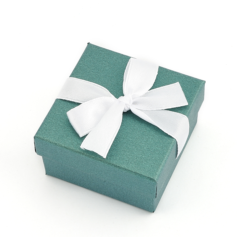 Подарочная упаковка под комплект (кольцо, серьги, кулон) 55х55х30 мм подарочная упаковка под комплект кольцо серьги кулон 55х55х30 мм