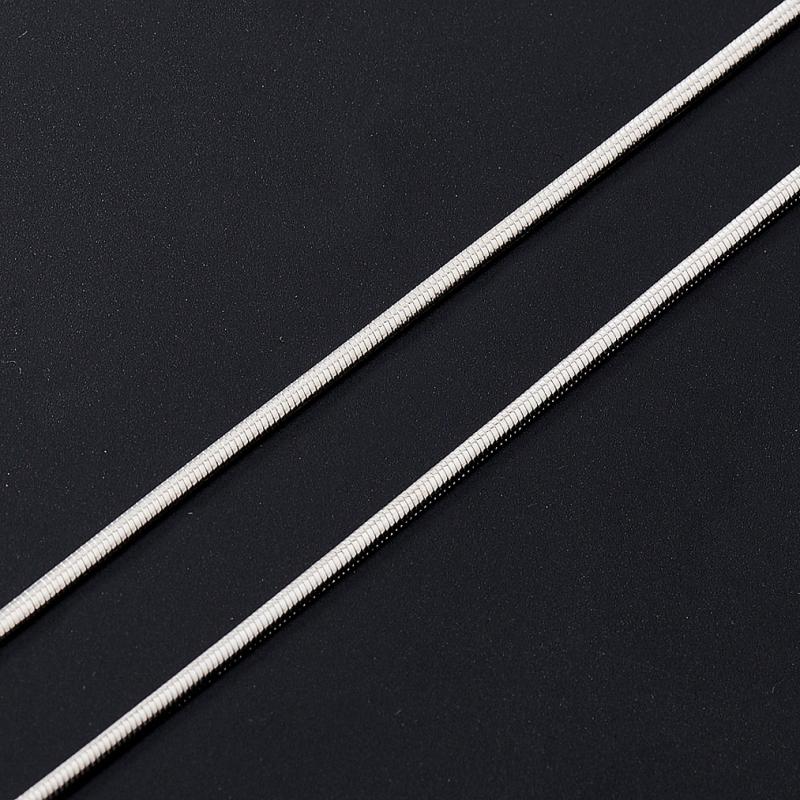 Цепь полновесная 55 см (серебро 925 пр.) браслет цепь silver bracelet 925 1502