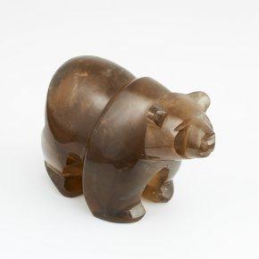 Медведь раухтопаз Бразилия 9,5 см