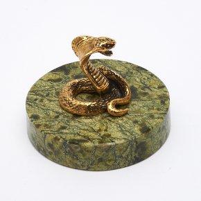 Змейка змеевик Россия 3 см