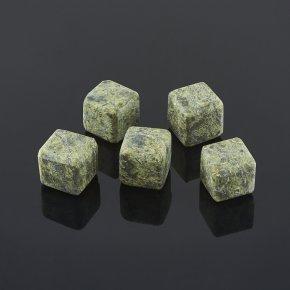Куб для виски змеевик Россия 2 см (1 шт)