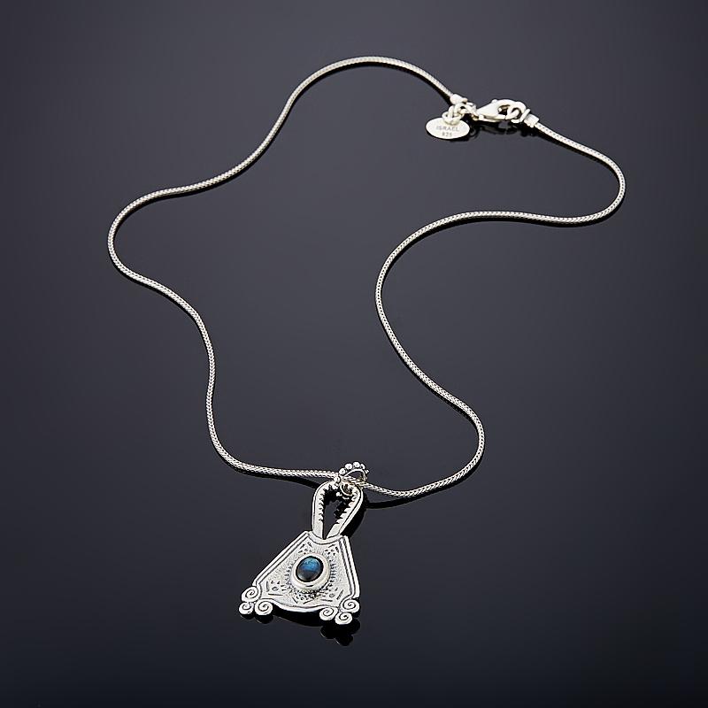 Кулон лабрадор (серебро 925 пр.) кулон тигровый глаз серебро 925 пр