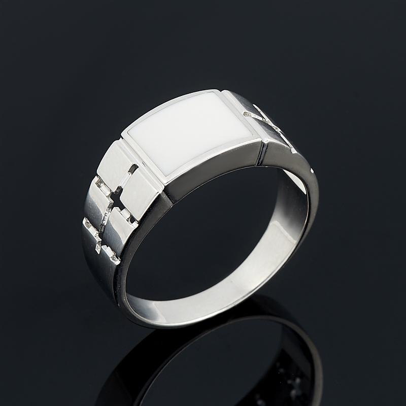 Кольцо кахолонг (серебро 925 пр.) размер 20 браслет миранда кахолонг