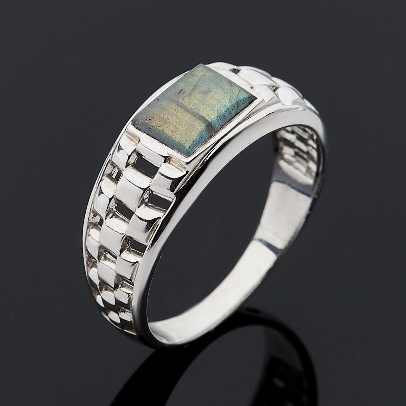 Кольцо лабрадор (серебро 925 пр.) размер 20,5
