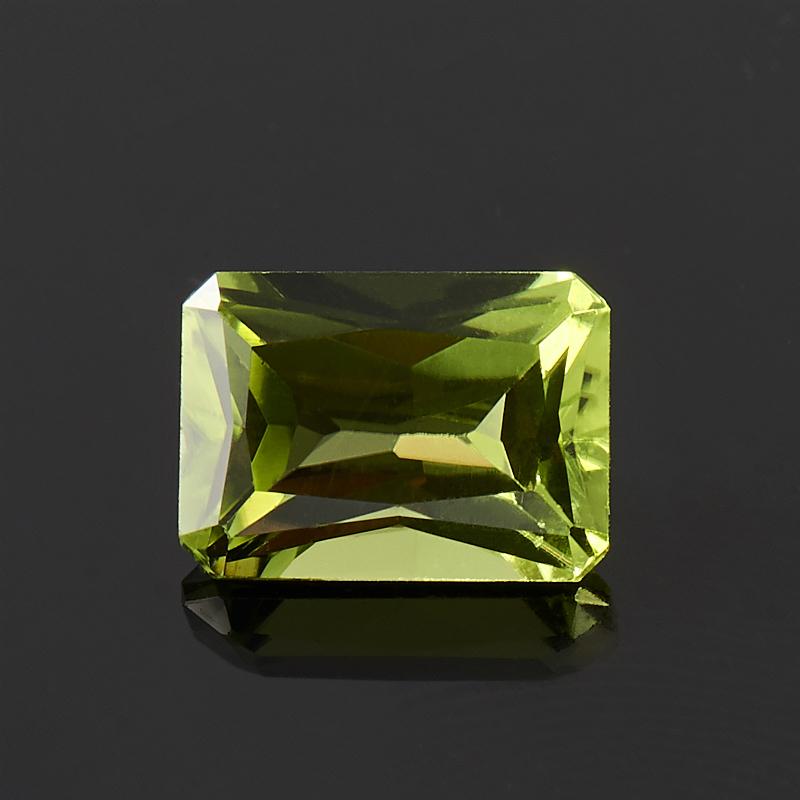 Огранка хризолит октагон (1 шт) 5*7 мм