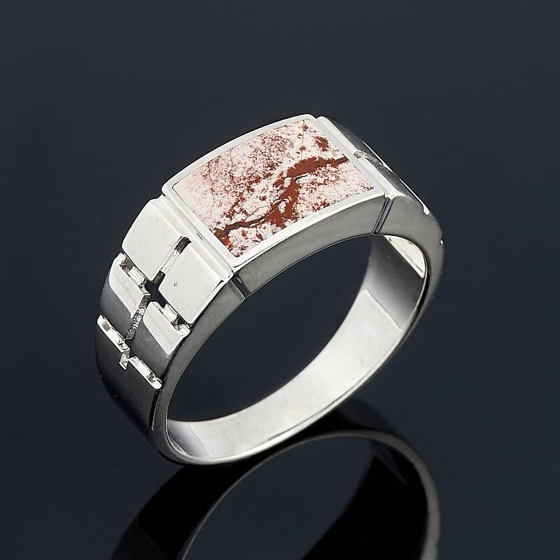 Кольцо яшма (серебро 925 пр.) размер 20,5 кольцо yueyin r161 925