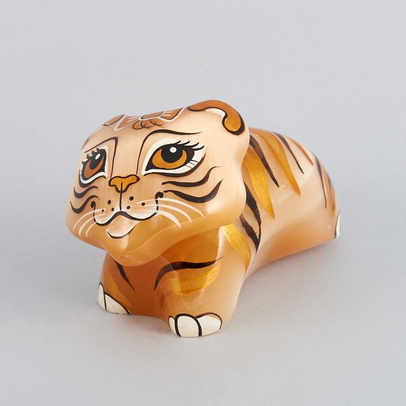 Тигрица селенит 7 см