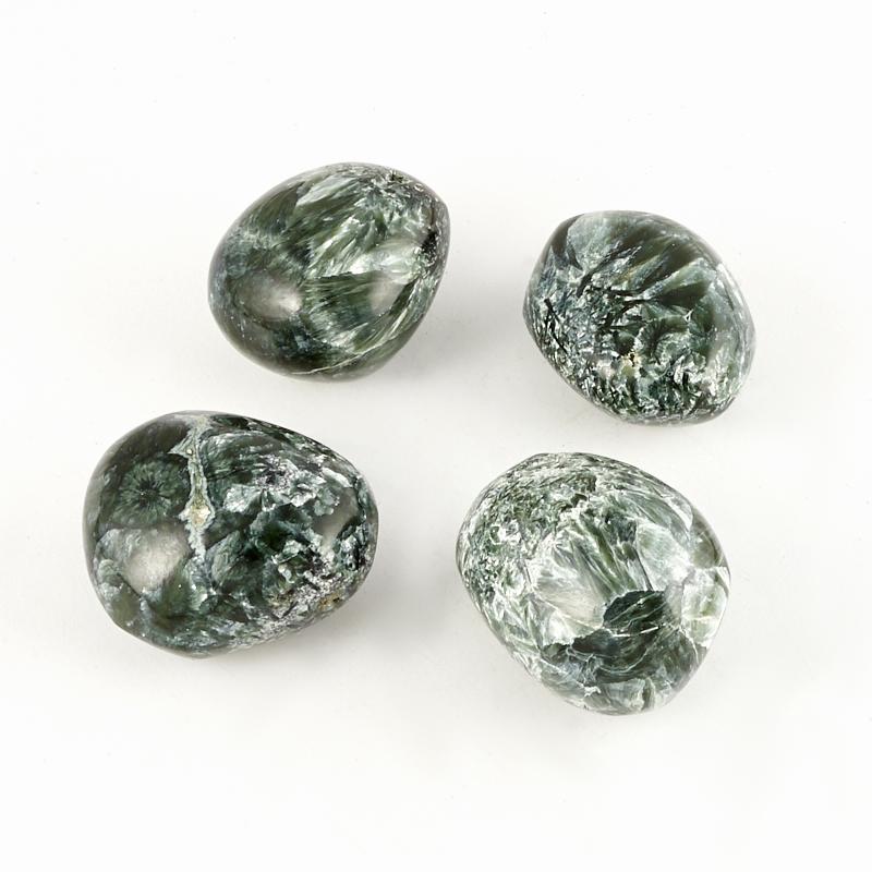 Галтовка Клинохлор (серафинит) Россия (2,5-3 см) 1 шт