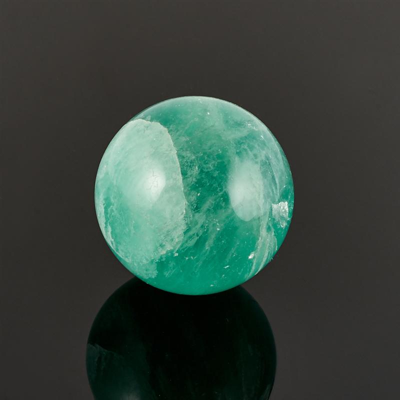 Шар флюорит зеленый 4 см