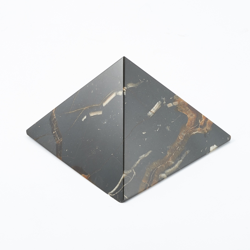 Пирамида симбирцит 7-7,5 см аромалампа пирамида зеленая 7 5 см elfarma elfarma аромалампа пирамида зеленая 7 5 см