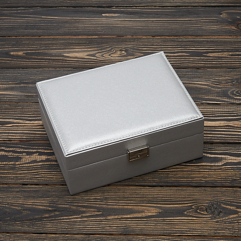 Шкатулка для хранения украшений 230х185х95 мм