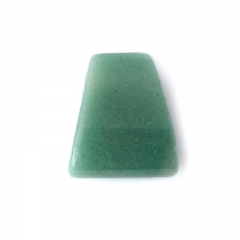 Кулон авантюрин зеленый Индия 3,5 см