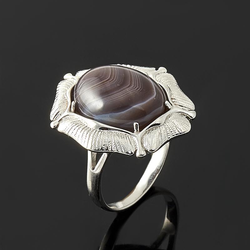 Кольцо агат серый (серебро 925 пр.) размер 17 тетрадь на пружине printio токийский гуль