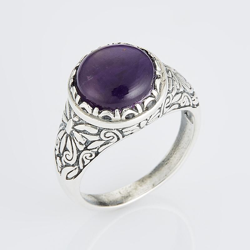 Кольцо аметист (серебро 925 пр.) размер 17 кольцо родонит серебро 925 пр размер 17
