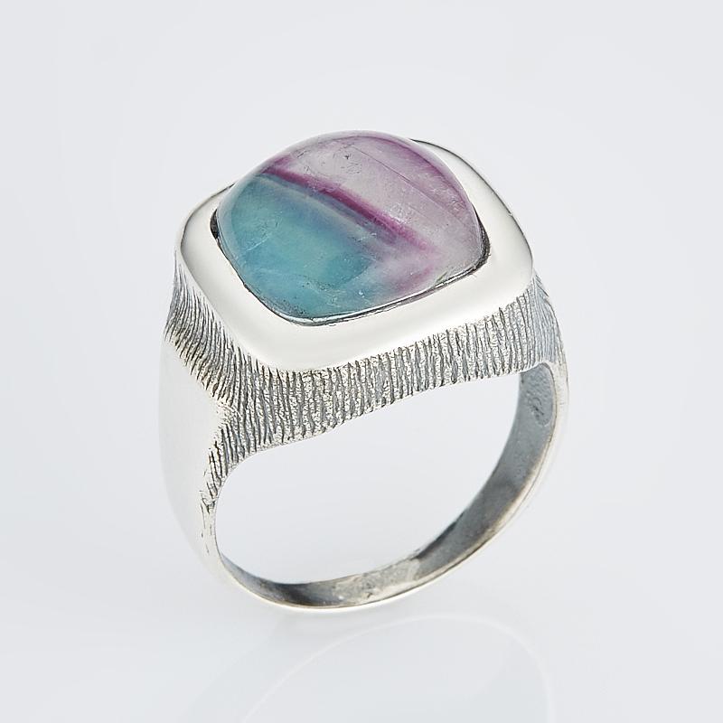 Кольцо флюорит (серебро 925 пр.) размер 18 цены