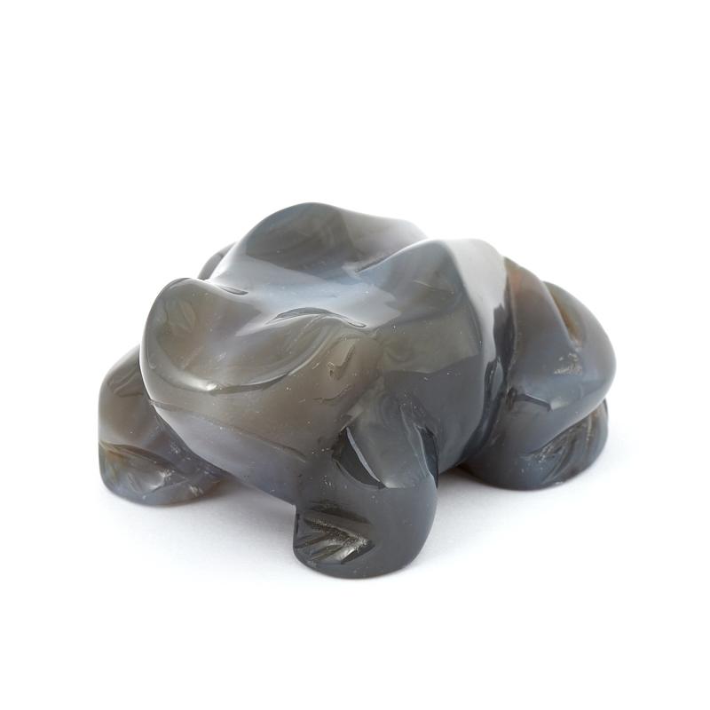 Лягушка агат серый 7,5 см 4moms электронное mamaroo 3 0 серый плюш